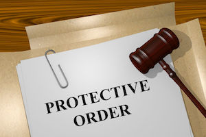 protective order in Muskogee