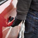 vehicle burglary in Muskogee
