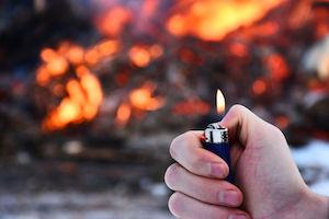 arson in Muskogee