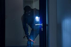 first degree burglary in Muskogee
