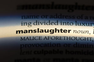 manslaughter in Muskogee
