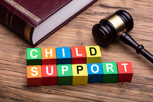 Oklahoma child support laws