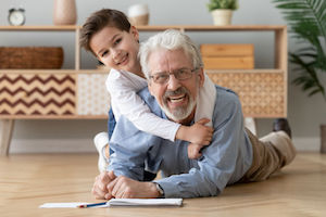 grandparents visitation rights in Oklahoma