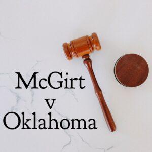 mcgirt defense attorney muskogee