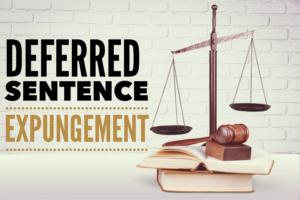 deferred sentence expungement muskogee